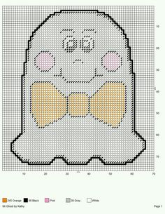 MR. GHOST by KATHY