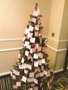 Our wish tree at our #AdoptionMonth summit!!