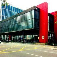 Museu de Arte em São Paulo, SP