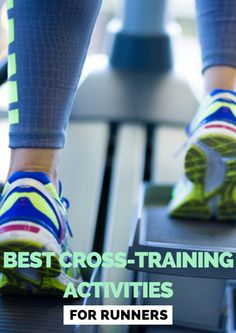 Cross-training to a runner can often mean anything but running. But if you're aiming for a new personal record, the activities you choose should be performed to enhance your running. Best Cross-Training Activities for Runners http://www.active.com/running/articles/best-cross-training-activities-for-runners?cmp=17N-PB31-S14-T1---1074