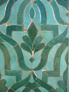 Beautiful tile work!