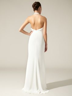 Silk Chiffon Embellished Gown by Notte By Marchesa at Gilt