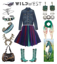 """Wilds of Oregon"" by creation-gallery ❤ liked on Polyvore featuring Yves Saint Laurent, Christian Dior, Deepa Gurnani, Vera Bradley, Brewster Home Fashions, Etro and wildwest"