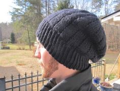 Ravelry: Bankhead pattern by Susie Gourlay Mens Knit Beanie, Knit Hat For Men, Hat For Man, Mens Hat Knitting Pattern, Knitting Patterns, Hat Patterns, Knitting Ideas, Crochet Patterns, Ravelry