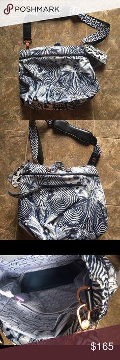 LULULEMON Wanderlust Diversity bag Butterfly NWT. No trades. PRICE FIRM. lululemon athletica Bags Shoulder Bags