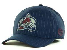 Colorado Avalanche Old Time Hockey NHL Floyd Flex Cap Hats