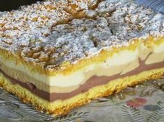"""Homemade cakes and lunches: Cheesecake flavors"""" cream Polish Desserts, Polish Recipes, Food Cakes, Cupcake Cakes, Cookie Recipes, Dessert Recipes, Cheesecake, Dairy Free Cookies, Foods With Gluten"""