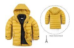 Modefotografie: Winterjacke - Kindermode