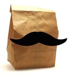 Mustache Lunch!