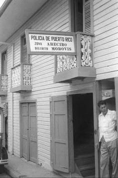 Historia de Puerto Rico.  Policía de Puerto Rico.
