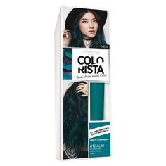 L'Oreal® Paris Colorista Semi-Permanent For Brunette Hair TEAL: Target