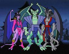 Clan Ishimura - Gargoyles
