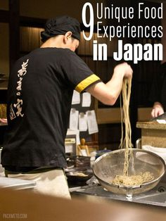 PackMeTo shares 9 Unique Food Experiences in Japan not to be missed | ce petit cochon | travel | japan