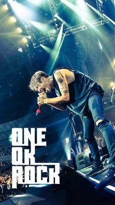 Listen to every One OK Rock track @ Iomoio One Ok Rock 壁紙, Japanese Wallpaper Iphone, Takahiro Moriuchi, Mi One, New Profile Pic, Eye Of The Storm, Music Station, Korean Star, Pop Punk