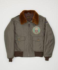 The Real McCoy's Flight Jacket Type B-10 - Wild Children