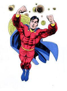 Mon-El (Lar Gand / Valor) - Legion of Super Heroes - DC Comics