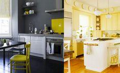 cinza combina com que cor parede cozinha - Pesquisa Google