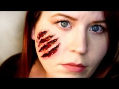 FX MAKEUP SERIES: Claw Wounds Another necessary tutorial for halloween this year.