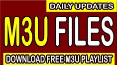 M3U FILE FOR IPTV 28SEP2020|ALL WORLD CHANNEL M3U FILE|DOWNLOAD FREE M3U... Free Tv Channels, Company Logo, Tech, World, The World, Technology