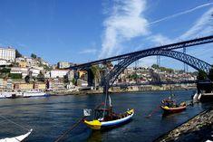 Free Image on Pixabay - Porto, Boats, Douro, Portugal Portugal Travel Guide, Europe Travel Guide, Travel Guides, Vacation Trips, Vacation Spots, Vacation Ideas, Monuments, Visit Porto, Douro Portugal