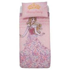 Buy Disney Princess Aurora Sleeping Beauty Duvet Set, Single TESCO EXCLUSIVE from our Duvet Covers range - Tesco.com