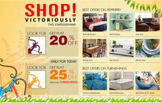 Pepperfry Vijayadashami Offers: Flat 20% Offer