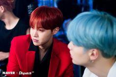 J-Hope ♡ Naver x Dispatch BTS 'DNA' MV filming site