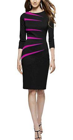 REPHYLLIS Women's Classicial Scoop Neck Retro Business Bo... https://www.amazon.com/dp/B01L6EBU7A/ref=cm_sw_r_pi_dp_x_5rnQyb69PPVY3