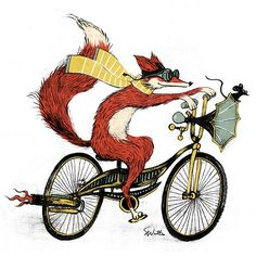 Foxes in my heart