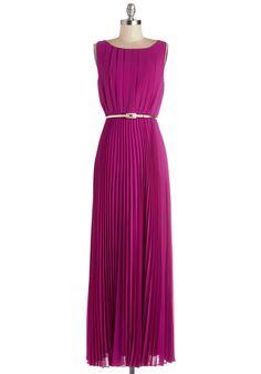 Dancing in Romance Dress in Purple, #ModCloth