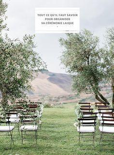 Comment organiser une cérémonie laique qui vous ressemble ? - Tous les conseils de Nolwenn de The ceremonie et Nessa Buonomo à découvrir sur le blog mariage www.lamarieeauxpiedsnus.com