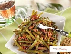 #Recette des haricots verts à la provençale à l'Omnicuiseur #cuissonbassetempérature