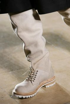 Rick Owens Fall 2014 Menswear - Details - Gallery - Style.com