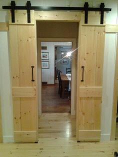 Interior sliding doors barn style | Interior & Exterior Doors