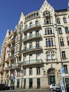 Architecture in Prague, #czechrepublic #beautifulplaces