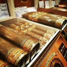 The creamy and mild Perdomo Habano Connecticut will be one of the featured lines at tomorrow's cigar event in our Baton Rouge location.