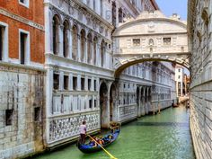 Cầu Sospiri (Venice, Italia