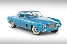 1954 Dodge Firearrow III, No. 1034: