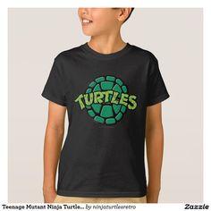 Teenage Mutant Ninja Turtles | Turtle Shell Logo