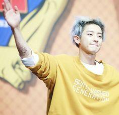 Park Chanyeol's new tattoo  #exo #exok #exom #chanyeol #parkchanyeol #tattoo