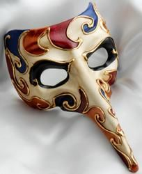 Masquerade mask -possible bicep tat?