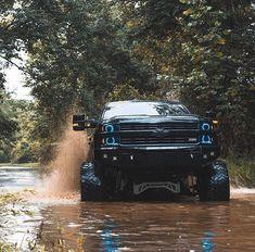 jacked up trucks chevy Chevy Pickup Trucks, Lifted Chevy Trucks, Gm Trucks, Jeep Truck, Chevrolet Trucks, Cool Trucks, Dually Trucks, Camo Truck, Chevy Diesel Trucks