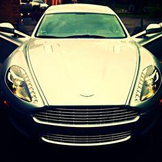 Beautiful Ride! #AstonMartin