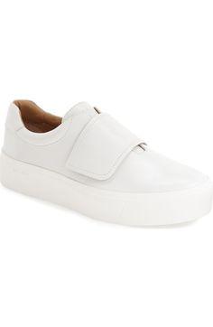Calvin Klein 'Jaiden' Platform Sneaker (Women) available at #Nordstrom