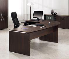 executive office desk - Google Search - color plus front curve