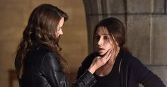 """For years, fans waited for Root and Shaw to get together, and in """"6,741,"""" they finally got what they wanted.<br /> <br /> After escaping from Samaritan, Shaw returned to Root for a hot hookup. Spoiler alert: While the encounter turned out to merely be a simulation, the tender pillow talk was still incredibly special.<br /> <br /> Watch <a href=""""http://www.cbs.com/shows/person_of_interest/video/"""" target=""""_blank""""><em>Person Of Interest</em></a> on CBS."""