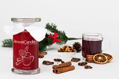 CANDELA CON GIOIELLO – JEWELCANDLE – MULLED WINE