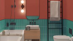 8062-Dark Green Subway Tile Green Subway Tile, Green Tiles, Subway Tiles, Dark Green Bathrooms, Corner Bathtub, Toilet, Bathroom Ideas, Flush Toilet, Corner Tub