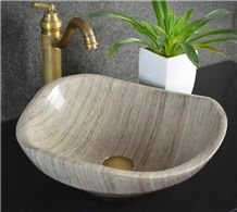 Marble Stone Sink Natural Basin
