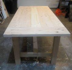 6ft Farmhouse Table